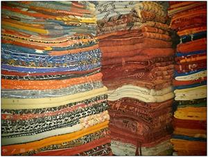El esplendor de los textiles