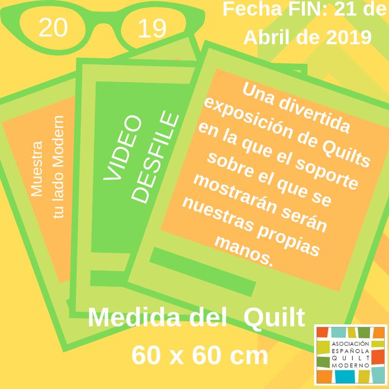 DESFILE DE QUILTS MODERNOS 2019 (1)